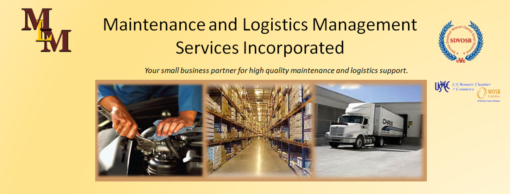 Maintenance and Logistics Management Services Incorporated